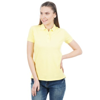 Pepe Jeans Women Solid Polo T-Shirt