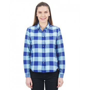 Pepe Jeans Women Checkered Shirt