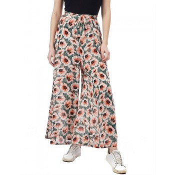 Pepe Jeans Women Floral Trousers