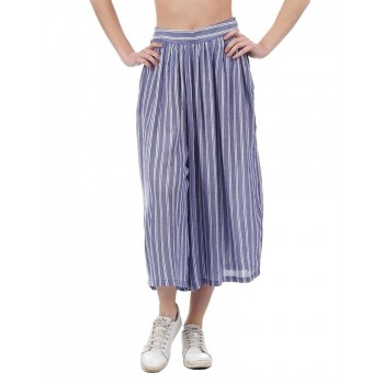 Pepe Jeans Women Striped Trousers
