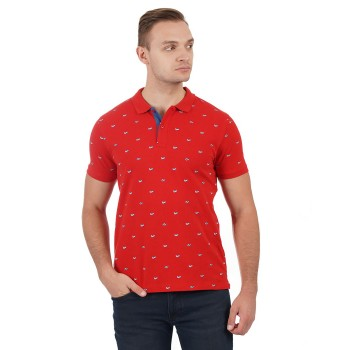 Pepe Jeans Men Printed Casual Wear T-Shirt