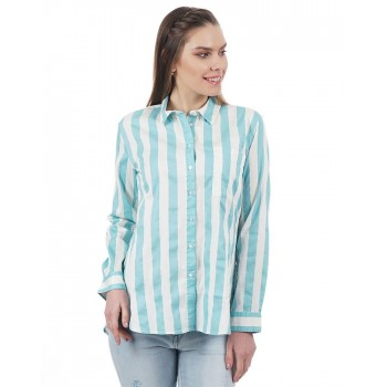 Pepe Jeans Women Striped Shirt
