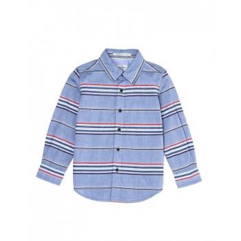 Pepe Jeans Casual Wear Striped Boys Shirt