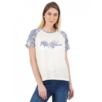 Pepe Jeans Women Graphic Print T-Shirt