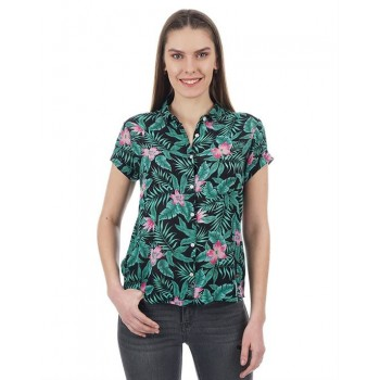 Pepe Jeans Women Tropical Shirt