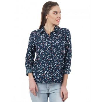 Pepe Jeans Women Floral Shirt
