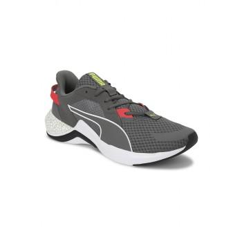 Puma Men Grey Running Shoes