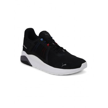 Puma Unisex Black Running Shoes