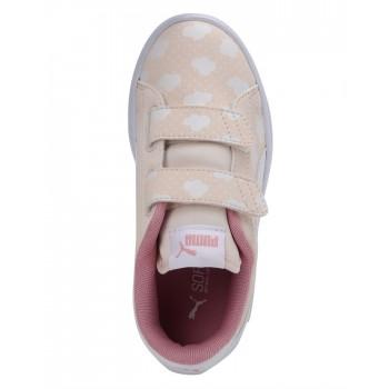 Puma Girls Pink Casual Wear Sneakers