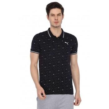 Puma Men Casual Wear Printed T-Shirt