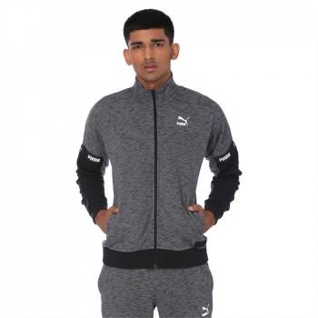Puma Men Casual Wear Textured Jacket