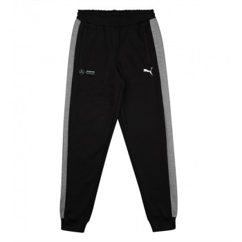 Puma Kids Black Casual Wear Track Pant