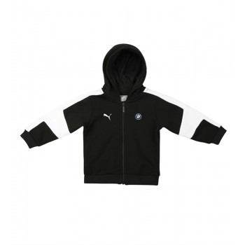 Puma Kids Black Casual Wear Tracksuit