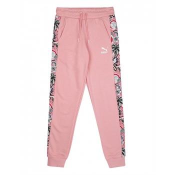 Puma Kids Pink Casual Wear Track Pant