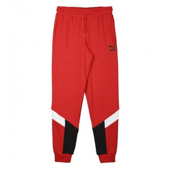 Puma Kids Red Casual Wear Track Pant