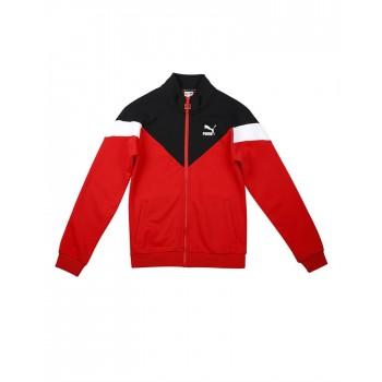 Puma Kids Red Casual Wear Jacket