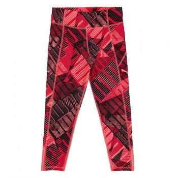 Puma Kids Red Casual Wear Legging