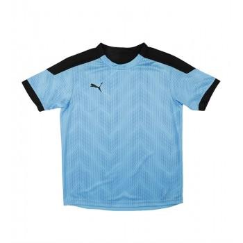 Puma Kids Blue Sports Wear T-Shirt