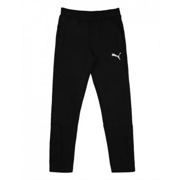 Puma Kids Black Casual Wear Track Pant
