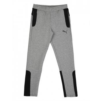 Puma Kids Grey Casual Wear Track Pant