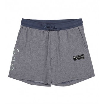 Puma Kids Blue Casual Wear Shorts