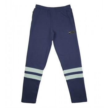 Puma Kids Blue Casual Wear Track Pant