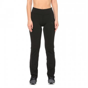Puma Women Sports Wear Black Track Pant