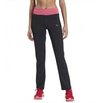 Puma Women Sports Wear Dark Grey Track Pant