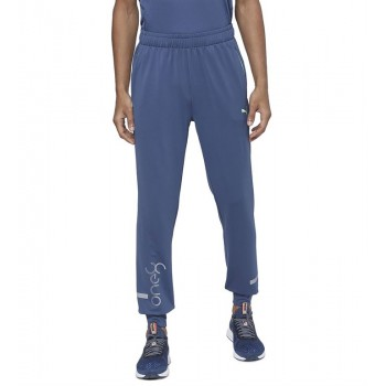 Puma Men Sports Wear Blue Track Pant