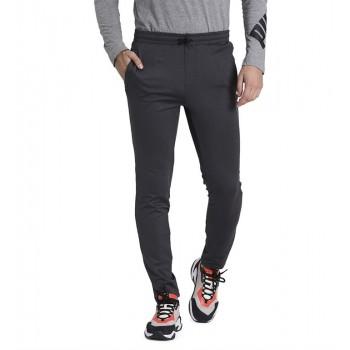 Puma Men Casual Wear Dark Grey Track Pant