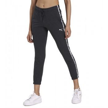 Puma Women Casual Wear Grey Track Pant