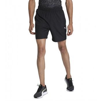 Puma Men Casual Wear Black Shorts