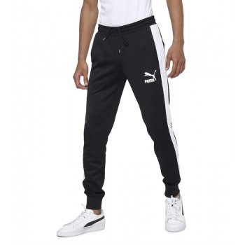 Puma Men Casual Wear Black Track Pant