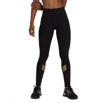 Puma Women Sports Wear Black Tights