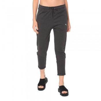 Puma Women Casual Wear Solid Track Pant