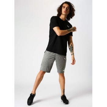 Puma Men Casual Wear Solid Shorts