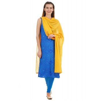 Rangriti Women Casual Wear Solid Dupatta