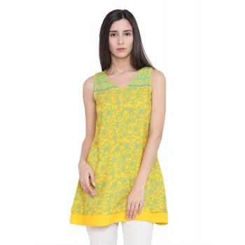 Rangriti Women Casual Wear Printed Tunic
