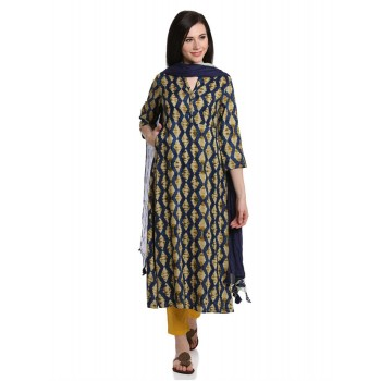 Rangriti Women Casual Wear Printed Dress