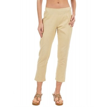 Rangriti Women Casual Wear Solid Trousers