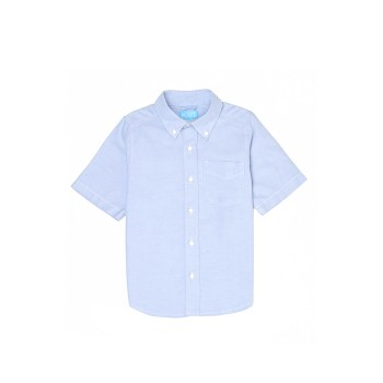 The Children's Place Boys Solid Casual Wear Shirt