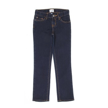 The Children's Place Girls Solid Casual Wear Jeans