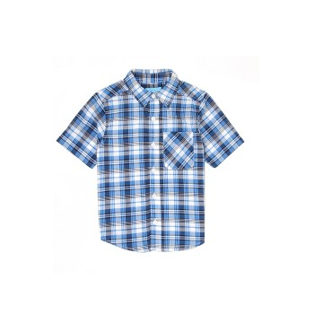 The Children's Place Boys Checkered Casual Wear Shirt