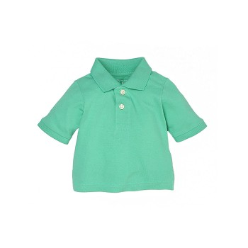 The Children's Place Boys Casual Wear Solid Polo T-Shirt