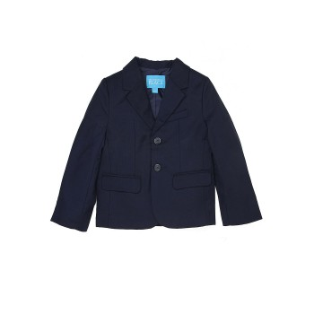 The Children's Place Boys Solid Casual Wear Blazer