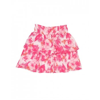 The Children's Place Girls Casual Wear Floral Print Skirt