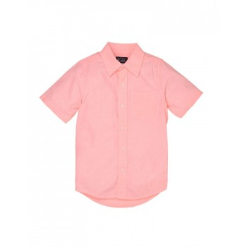 The Children's Place Boys Casual Wear Solid Shirt