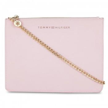 Tommy Hilfiger Leather Women Pink Sling Bag