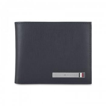 Tommy Hilfiger Men's Leather Slimfold Wallet