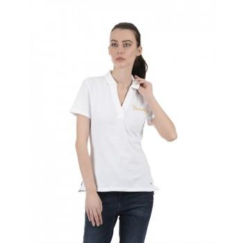 Tommy Hilfiger Women White Casual Wear T-Shirt